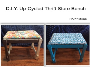 thrift-store-bench